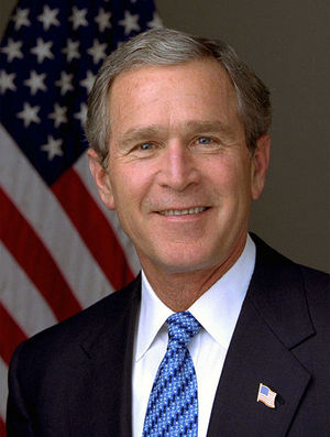 Thank You President Bush