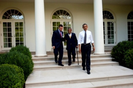 A teaching moment: Sgt. James Crowley, Henry Louis Gates Jr, Barack Hussein Obama