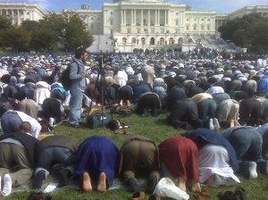 amuslim prayer