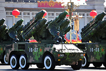 China missiles 60th anniversary