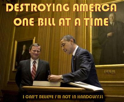destroys America